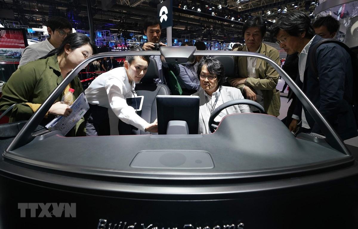 Trung Quốc tiếp tục ngừng áp thuế bổ sung 25% đối với phương tiện và linh kiện ôtô do Mỹ chế tạo. (Nguồn: TTXVN)