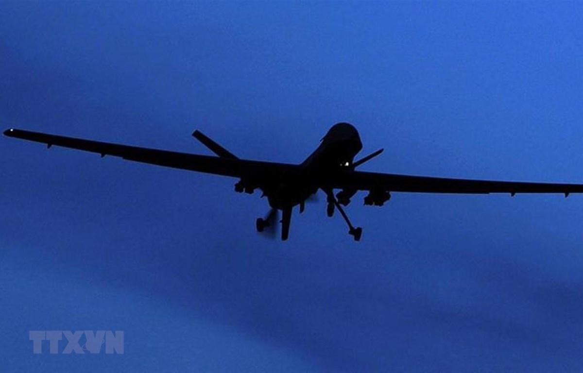 Máy bay không người lái của Mỹ. (Ảnh: AP/TTXVN)