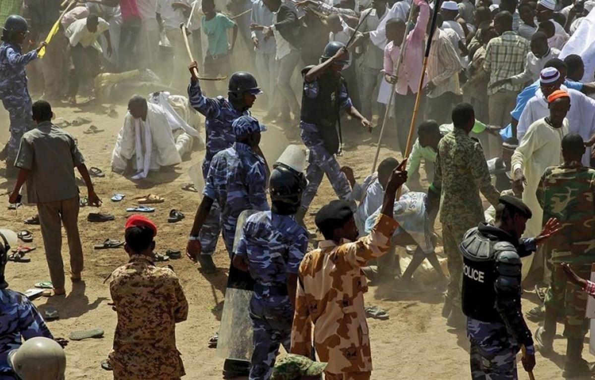 Đụng độ xảy ra tại trại Kalma, một trong những trại tị nạn lớn nhất của Sudan. (Nguồn: pennews.net)