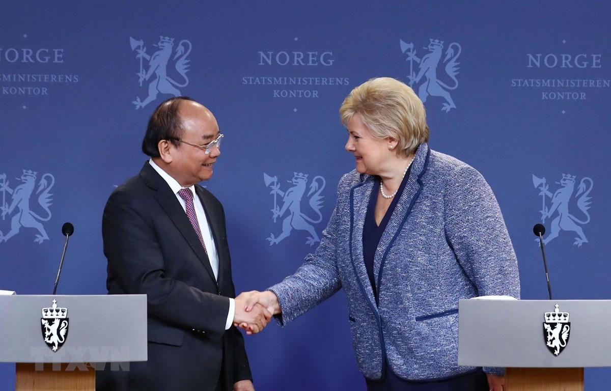 Quan hệ Việt Nam - Na Uy không ngừng được củng cố và mở rộng