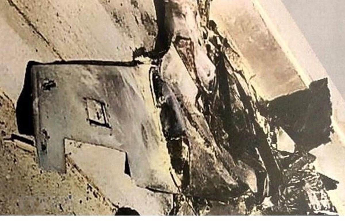 Trong ảnh: phiến quân Houthi tại Yemen bị không quân Saudi Arabia bắn hạ ngày 26/5/2019. (Ảnh: SPA/TTXVN)