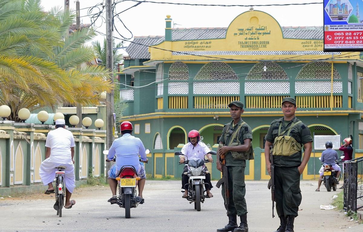 Sri Lanka tổn thất nặng nề về du lịch sau loạt vụ tấn công khủng bố. (Nguồn: AFP/TTXVN)