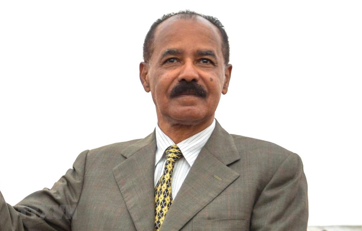Tổng thống Eritrea Isaias Afwerki. (Ảnh: AFP/TTXVN)