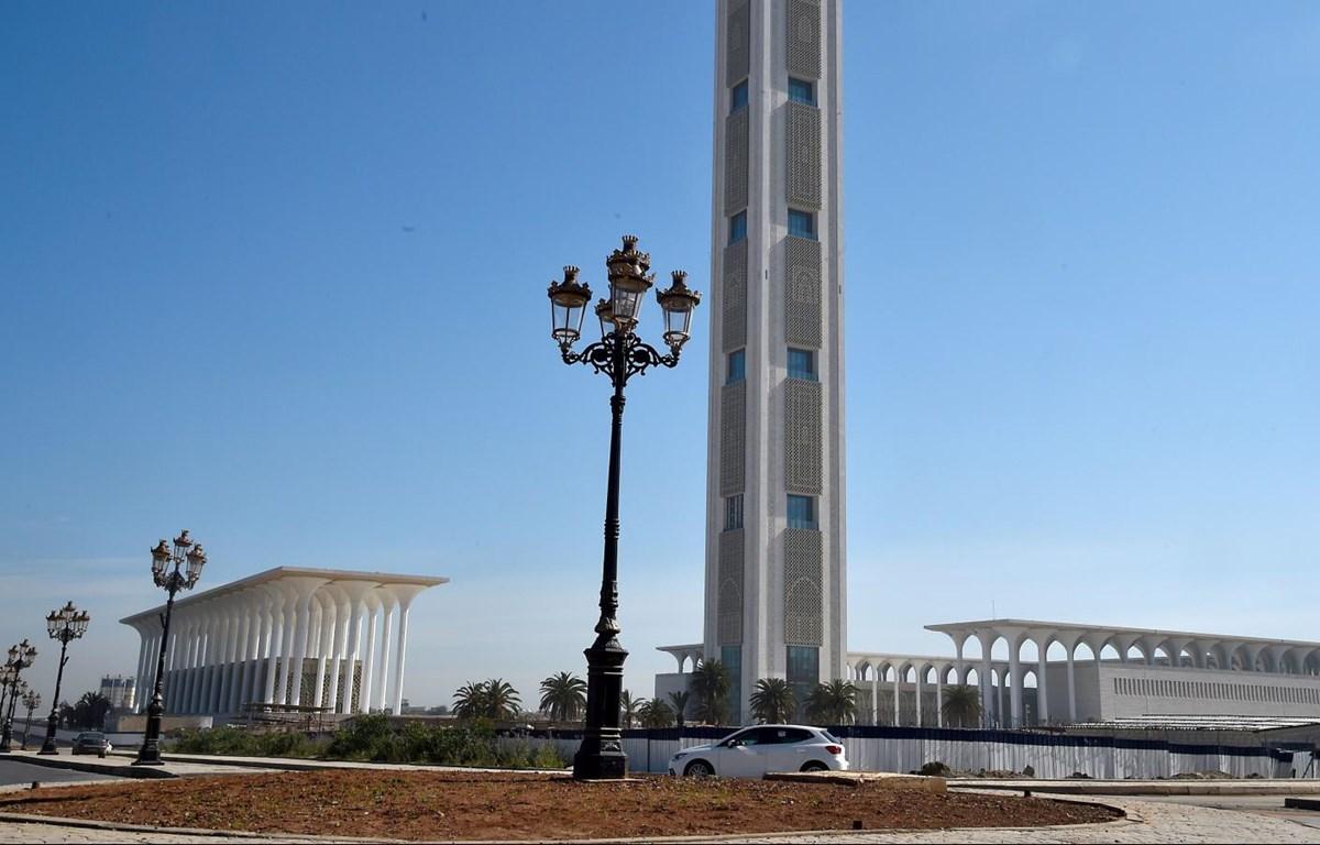Djamâa El Kebir sẽ là nhà thờ Hồi giáo lớn nhất ở châu Phi. (Nguồn: AFP/Getty)