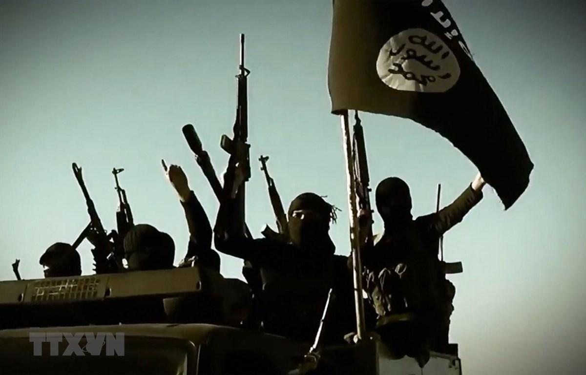 Các tay súng IS tại tỉnh Anbar, Iraq, ngày 17/3/2014. (Ảnh: AFP/TTXVN)