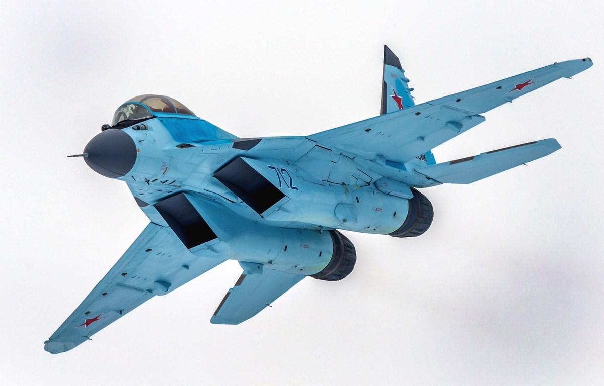 Máy bay chiến đấu MiG-35 của Nga. (Ảnh: AFP/TTXVN)