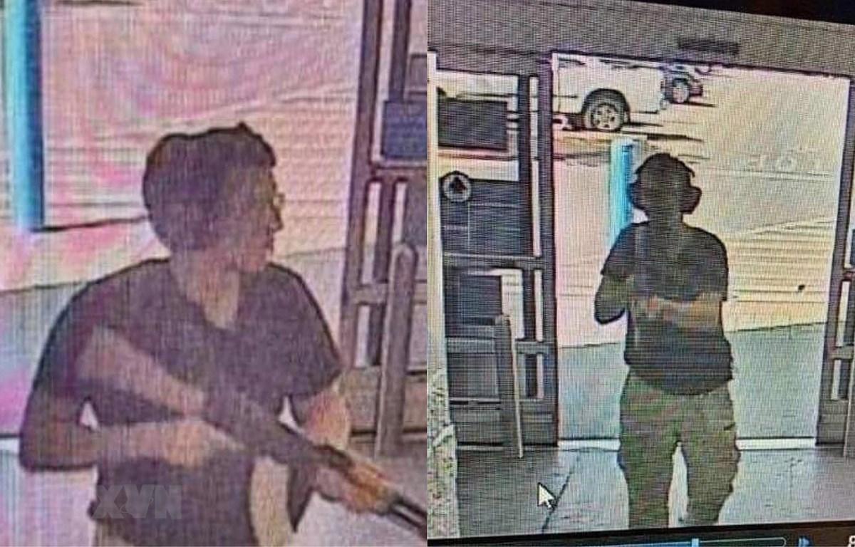 Patrick Crusius- nghi phạm vụ xả súng ở El Paso, bang Texas, Mỹ ngày 3/8. (Ảnh: AFP/TTXVN)
