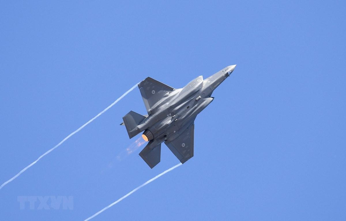 Máy bay chiến đấu tàng hình F-35. (Ảnh: THX/ TTXVN)