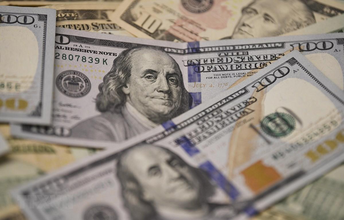 Ngân hàng dự trữ liên bang New York bơm 75 tỷ USD vào thị trường tài chính. (Nguồn: THX/TTXVN)