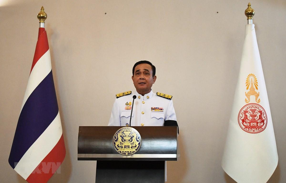 Thủ tướng Thái Lan Prayut Chan-o-cha. (Nguồn: AFP/TTXVN)