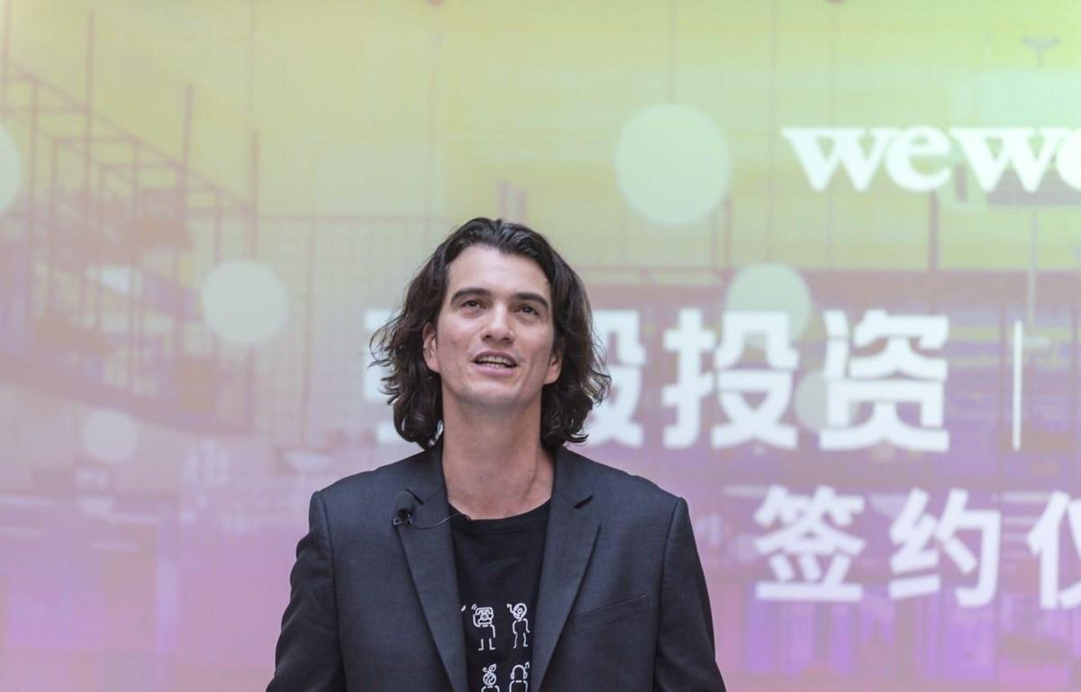 Adam Neumann. (Nguồn: businessinsider.com)