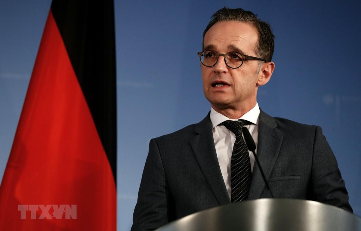 Ngoại trưởng Đức Heiko Maas. (Ảnh: AFP/TTXVN)