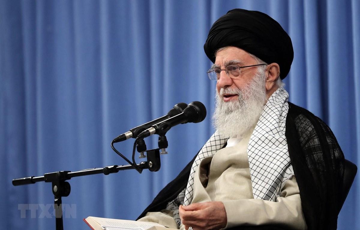 Đại Giáo chủ Iran Ali Khamenei. (Ảnh: AFP/TTXVN)