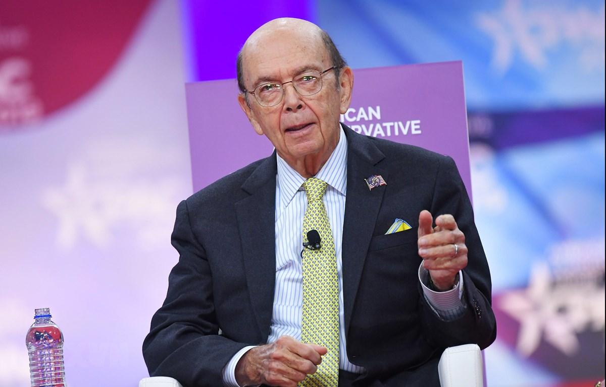 Bộ trưởng Thương mại Mỹ Wilbur Ross. (Ảnh: AFP/TTXVN)