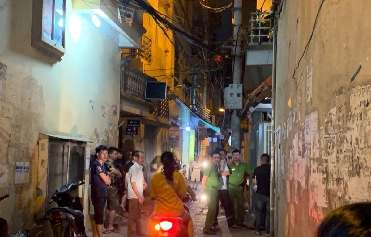 Hà Nội: Thau rửa bể nước, một người đàn ông tử vong do điện giật