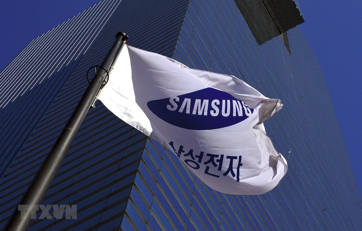 Trụ sở Samsung tại Seoul, Hàn Quốc. (Ảnh: AFP/TTXVN)