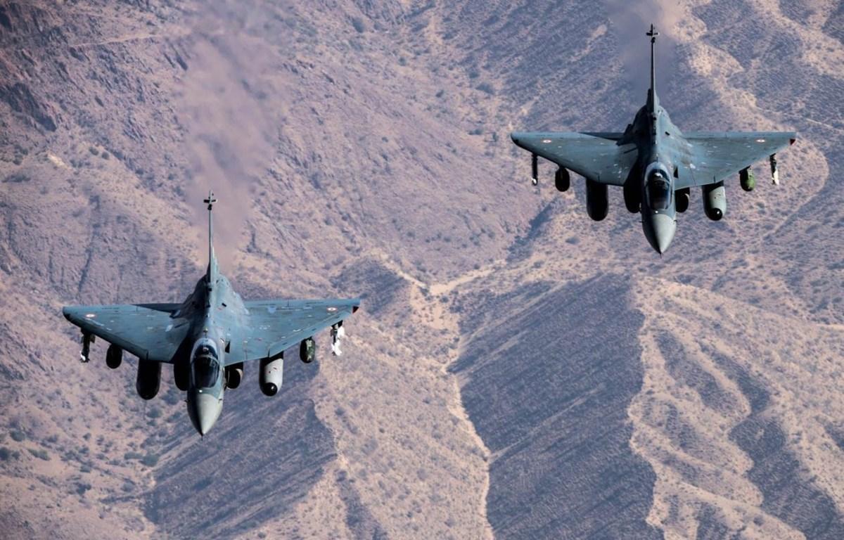 Chiến đấu cơ Tejas Mark 2 của Ấn Độ. (Nguồn: nationalinterest.org)