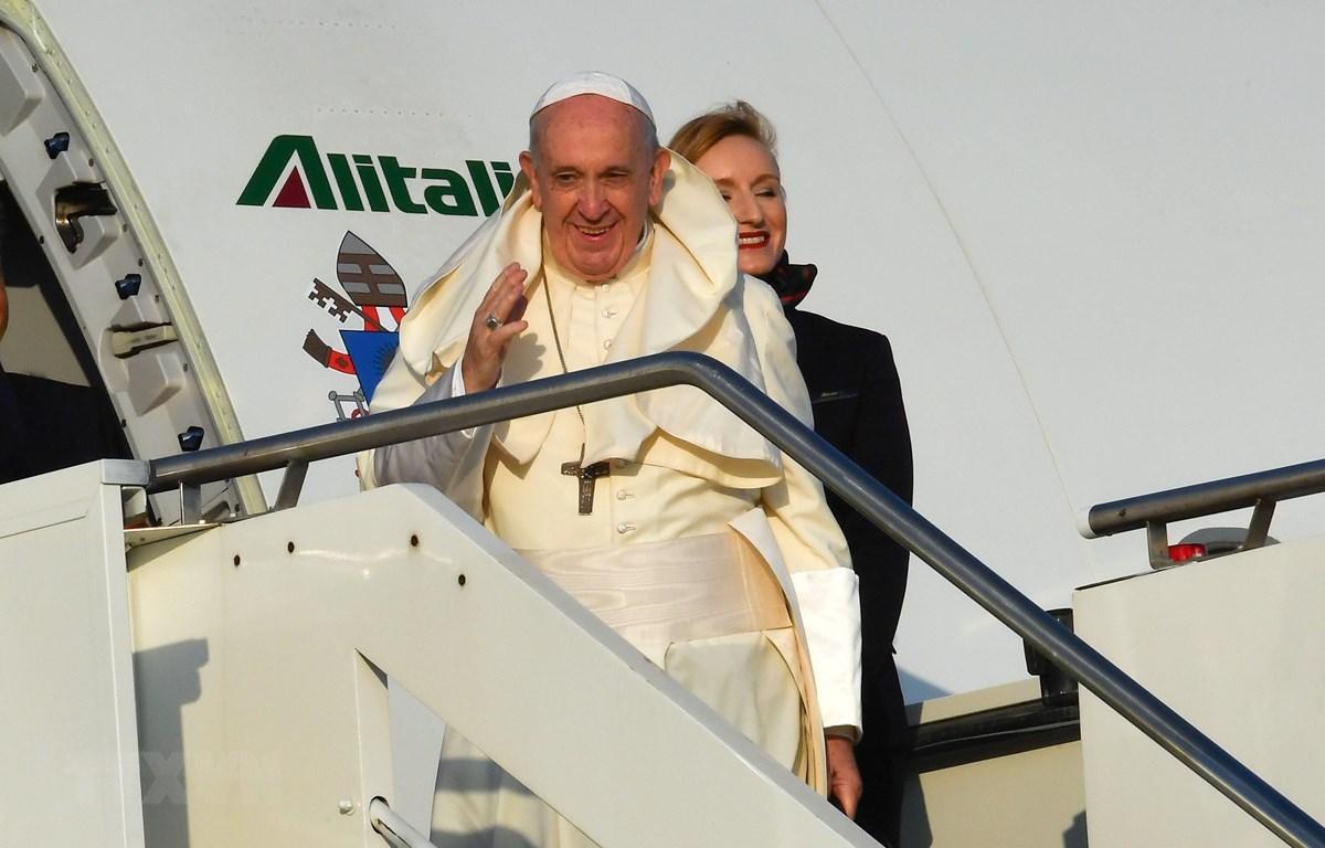 Giáo hoàng Francis sẽ thăm Thái Lan từ ngày 20 đến 23/11. (Ảnh: AFP/TTXVN)