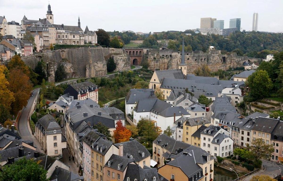 Luxembourg tiếp nhận vốn đầu tư trực tiếp nước ngoài (FDI) lớn hơn cả Mỹ và Trung Quốc.(Nguồn: Reuters)