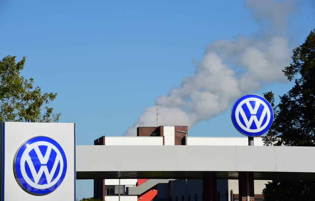 Trụ sở Volkswagen tại Wolfsburg, Đức. (Ảnh: AFP/TTXVN)