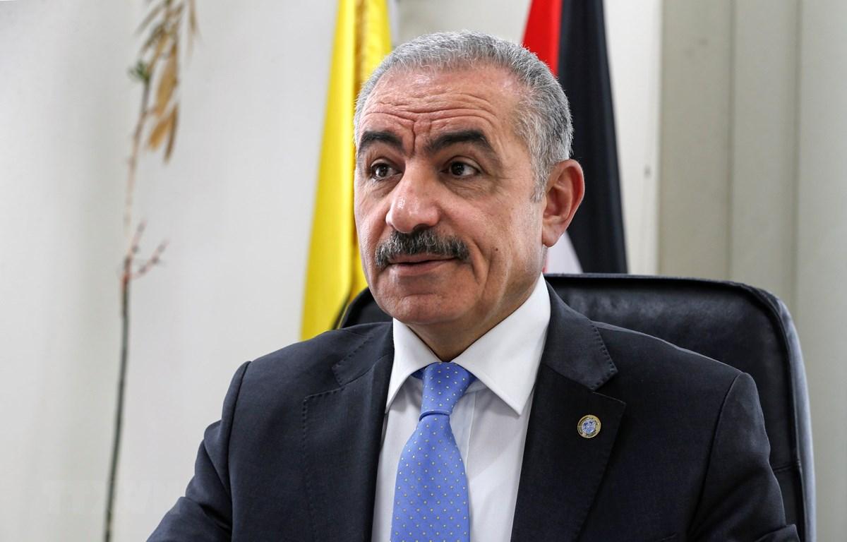 Thủ tướng Palestine Mohammad Shtayyeh. (Ảnh: AFP/TTXVN)