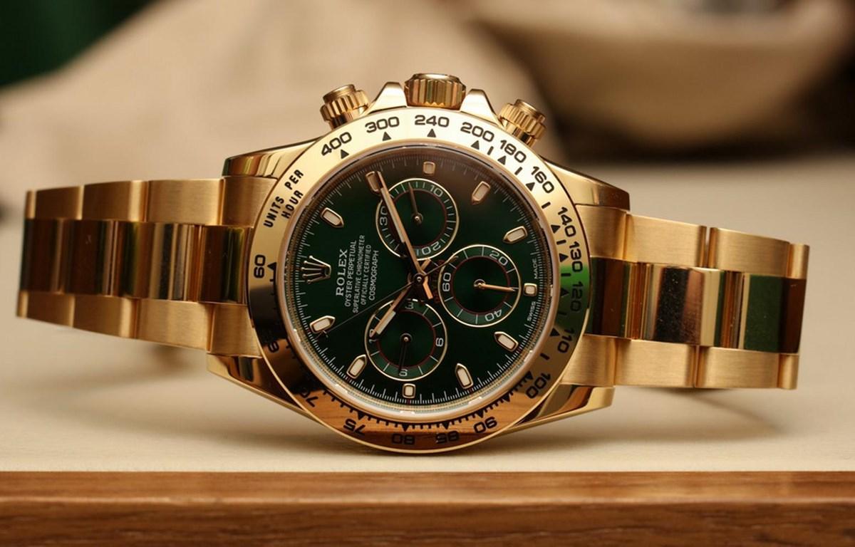 Đồng hồ Rolex là biểu tượng cho sự sang trọng và thời trang. (Nguồn: Rolex)
