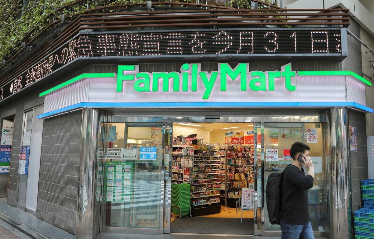 Một cửa hàng tạp hóa tại Tokyo, Nhật Bản ngày 4/5/2020. (Ảnh: TXH/TTXVN)