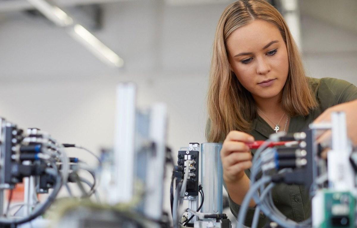 Siemens tiếp tục duy trì chương trình đào tạo toàn diện bất chấp khủng hoảng COVID-19. (Nguồn: new.siemens.com)