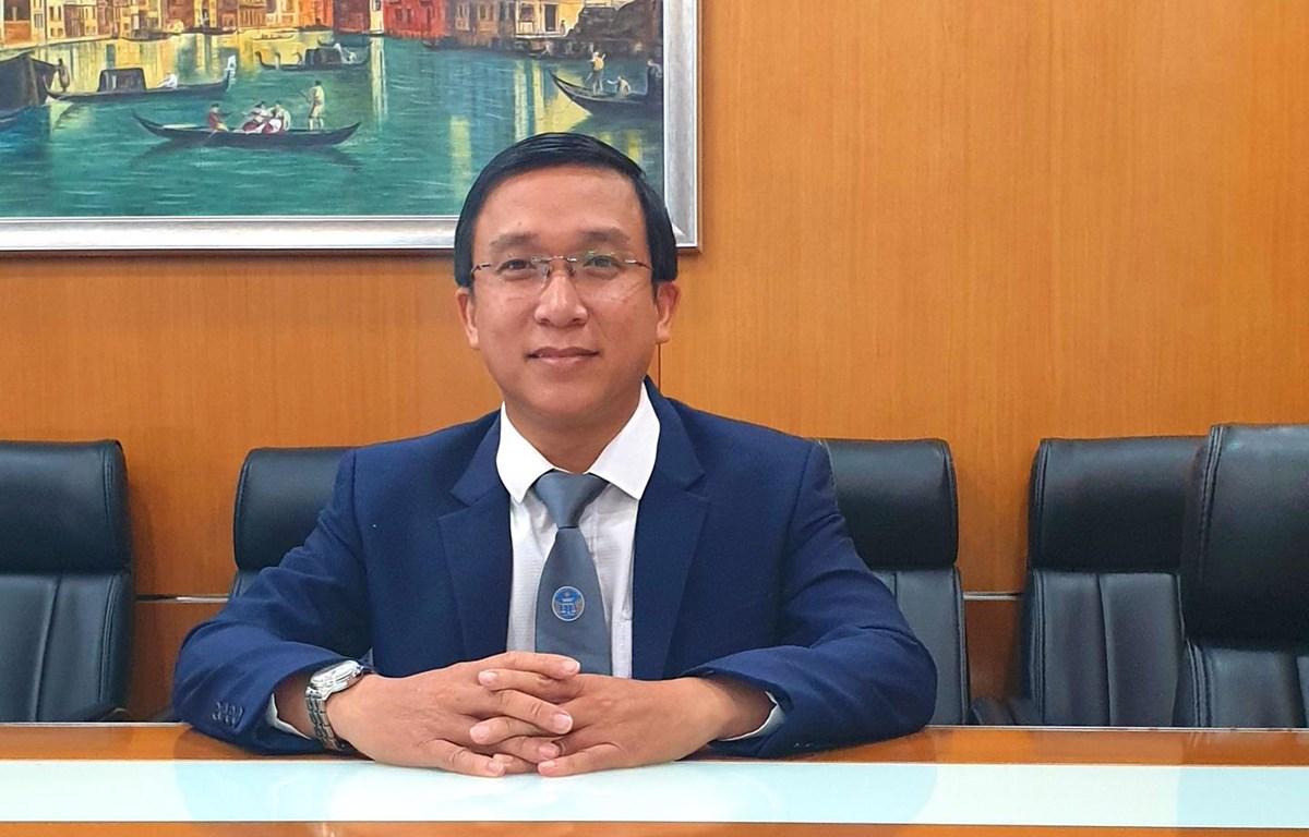 Luật sư Võ Văn Đông, đoàn Luật sư Thành phố Hồ Chí Minh (Ảnh: M&K)