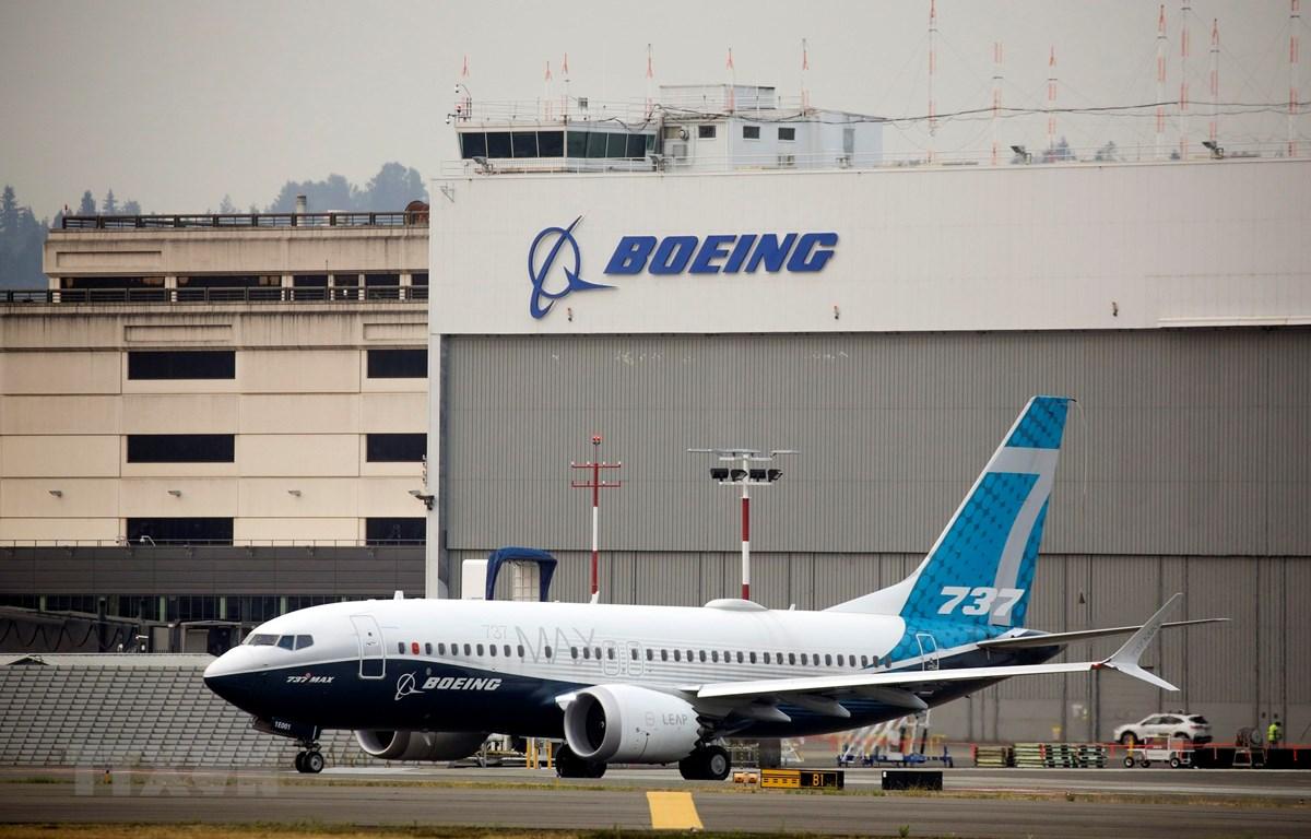 Boeing Co. là một trong nhiều doanh nghiệp lớn của Mỹ không có đủ nguồn thu để trả lãi. (Ảnh: AFP/TTXVN)