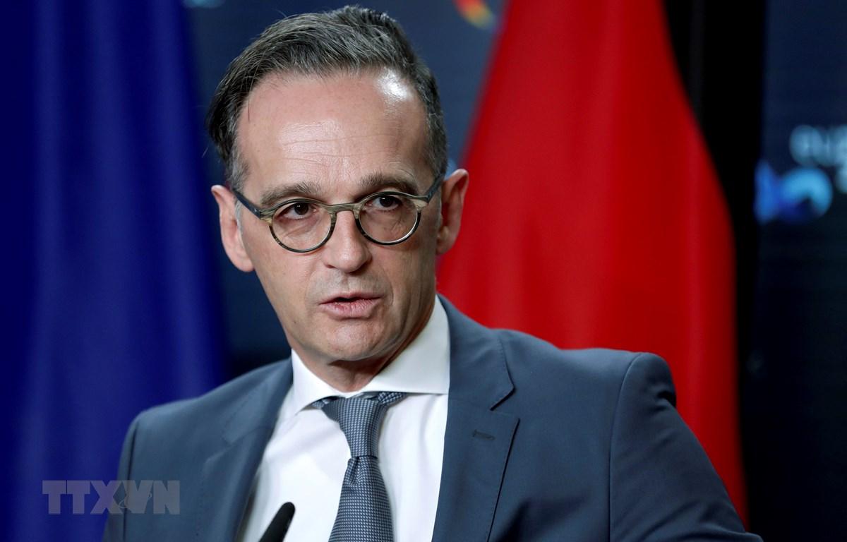 Ngoại trưởng Đức Heiko Maas. (Nguồn: AFP/TTXVN)
