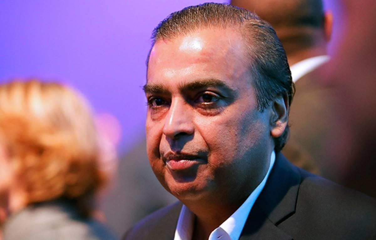 Tỷ phú Mukesh Ambani với tổng tài sản trị giá 87,5 tỷ USD, tăng 37,2% trong một năm qua. (Nguồn: financialexpress.com)