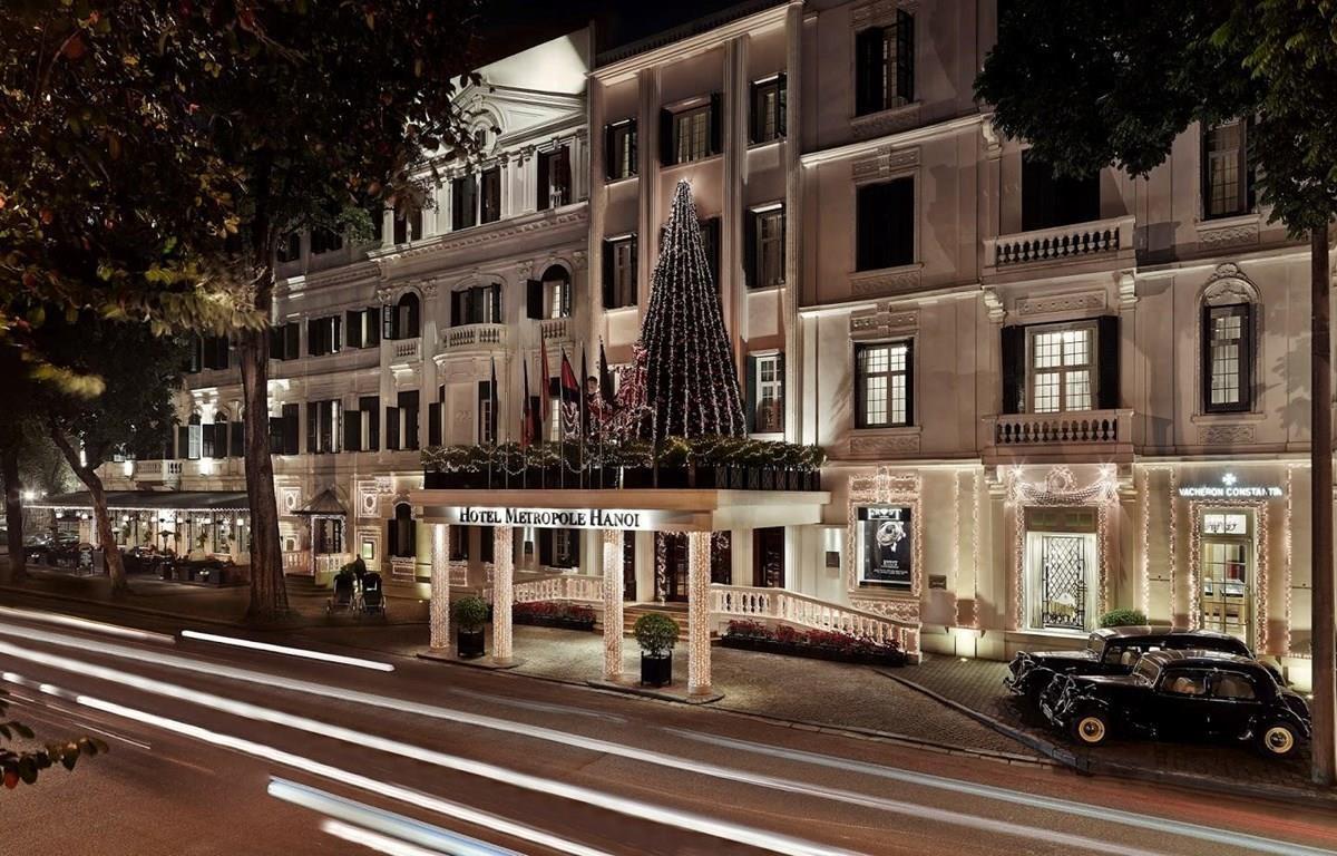 Khách sạn Sofitel Legend Metropole Hà Nội. (Ảnh: CTV)