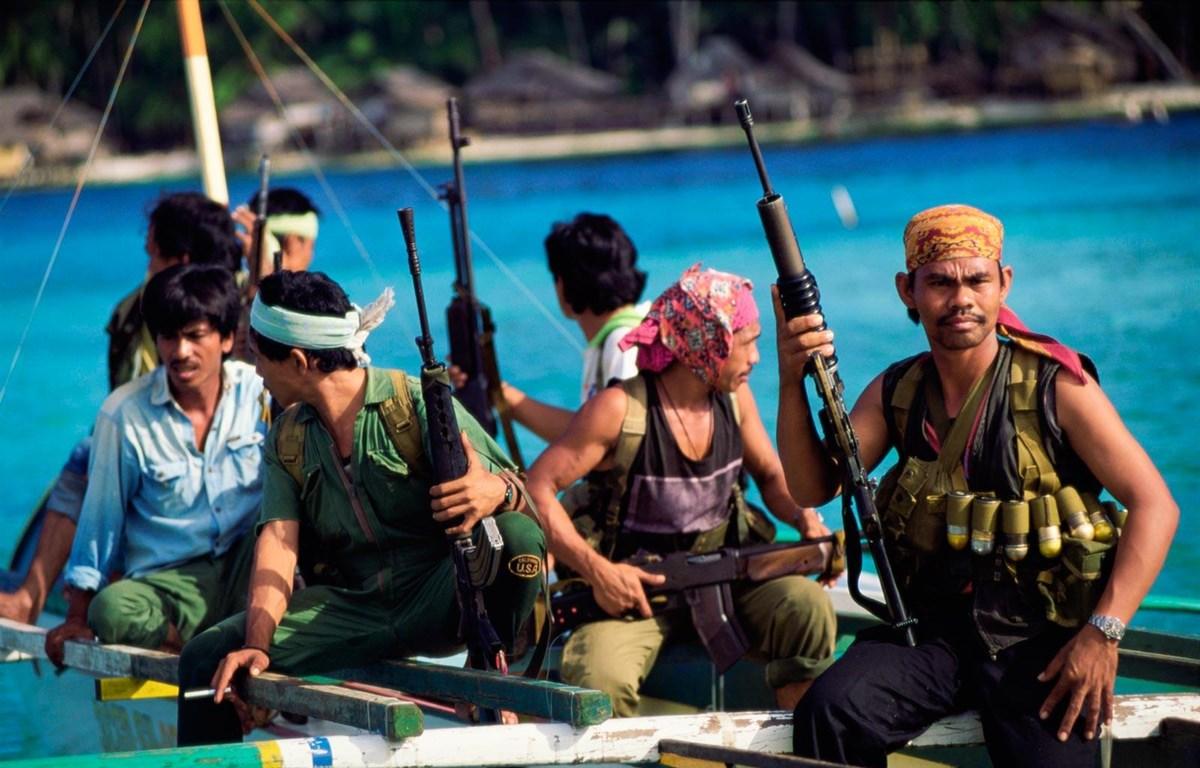 Những tên cướp biển hoạt động ở các vùng biển châu Á. (Nguồn: southeastasiaglobe.com)