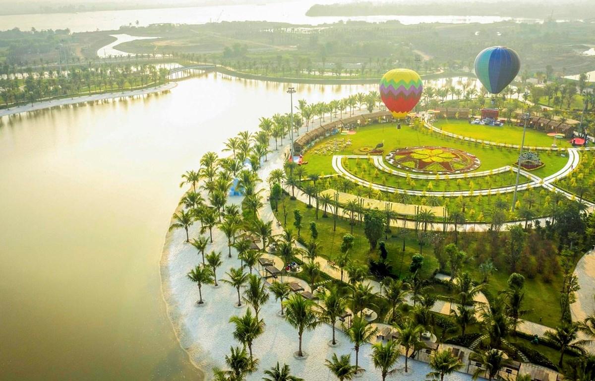 Các đại đô thị mang thương hiệu Vinhomes trong đó có Vinhomes Smart City đang trở thành điểm đến của công dân toàn cầu lưu trú tại Việt Nam nhờ chuẩn mực sống tương đương các quốc gia phát triển.