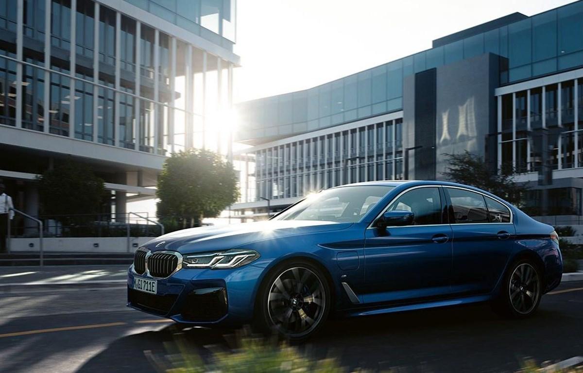 BMW 5 Series mới. (Nguồn: bmw.vn)