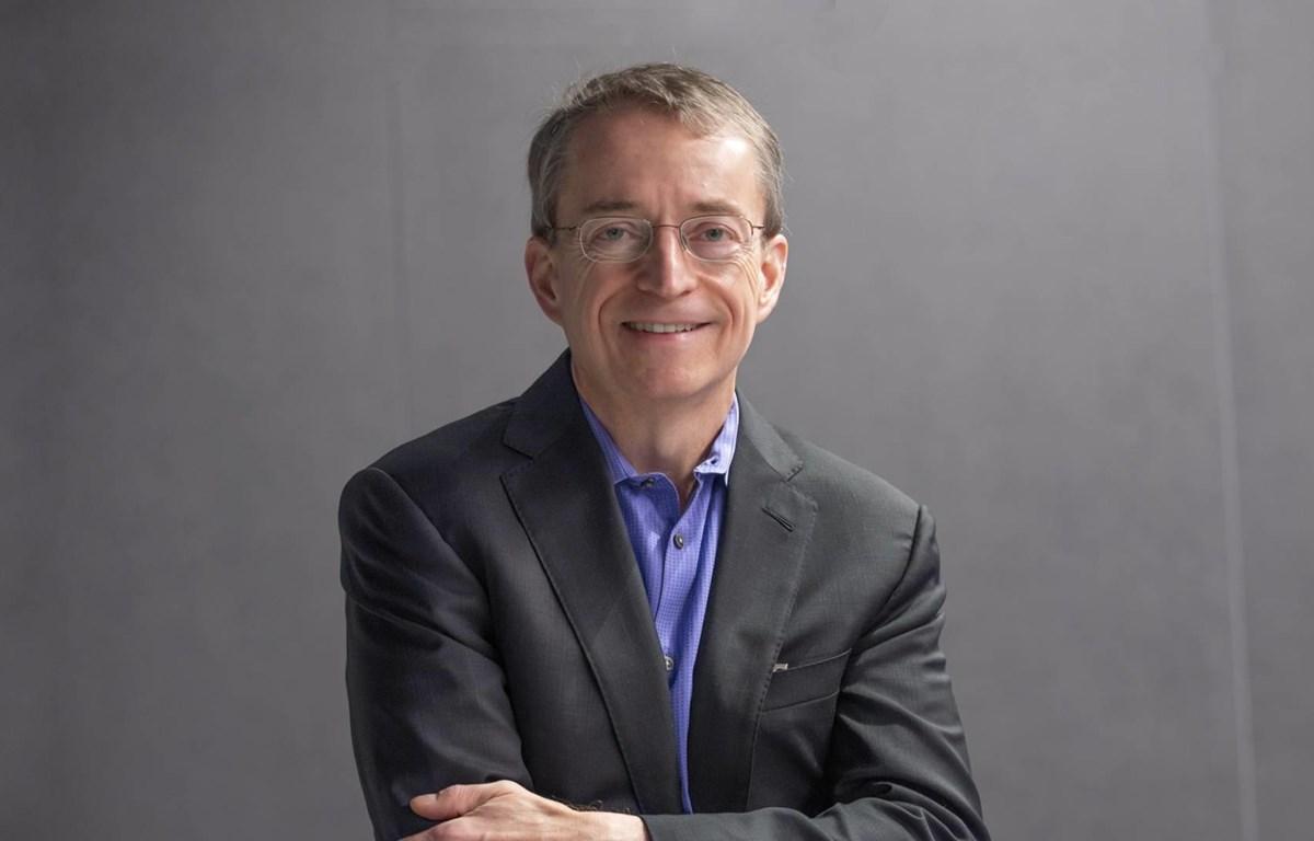 Giám đốc điều hành (CEO) của tập đoàn công nghệ Intel, Pat Gelsinger. (Nguồn: Intel)