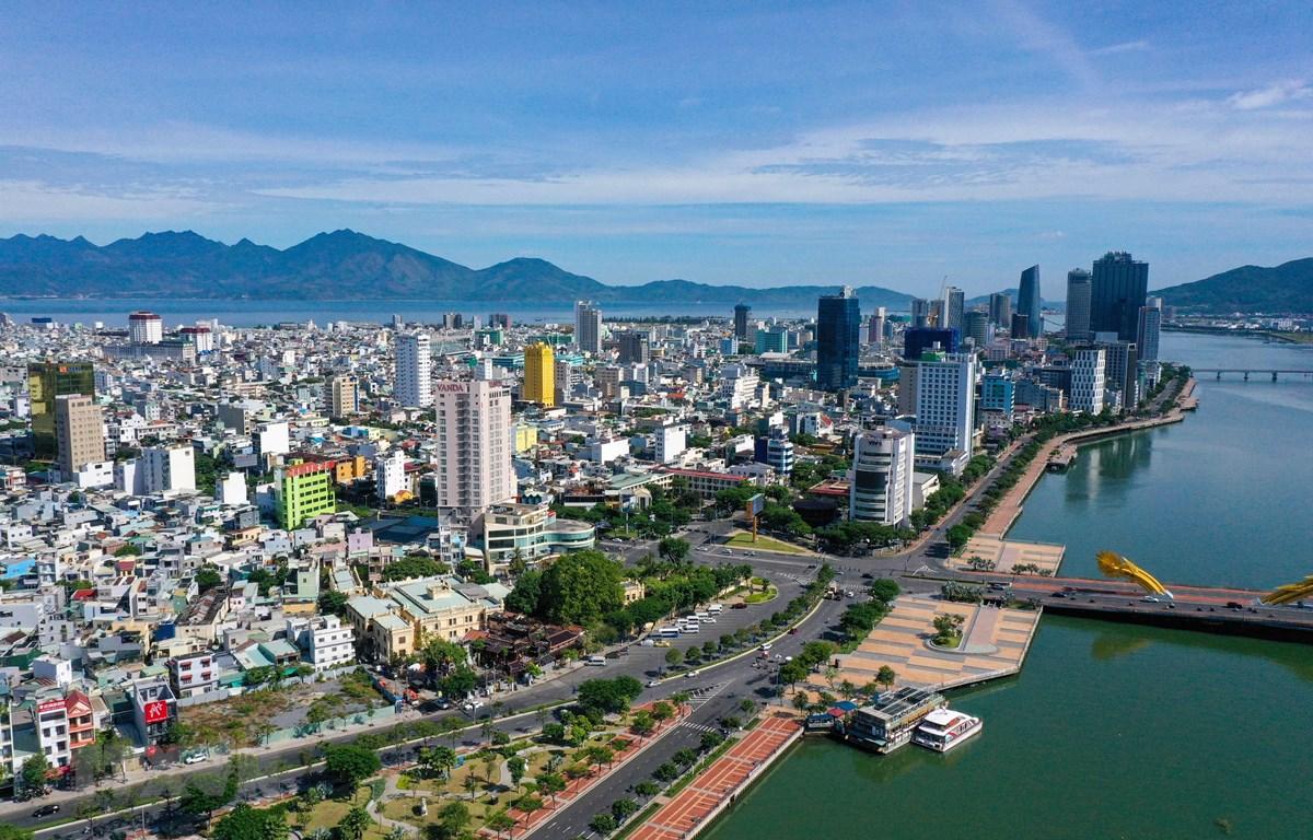 Thành phố Đà Nẵng sẽ dừng tất cả các hoạt động trên địa bàn thành phố trong 7 ngày để quyết liệt thực hiện phòng, chống dịch COVID-19. (Ảnh: Trần Lê Lâm/TTXVN)
