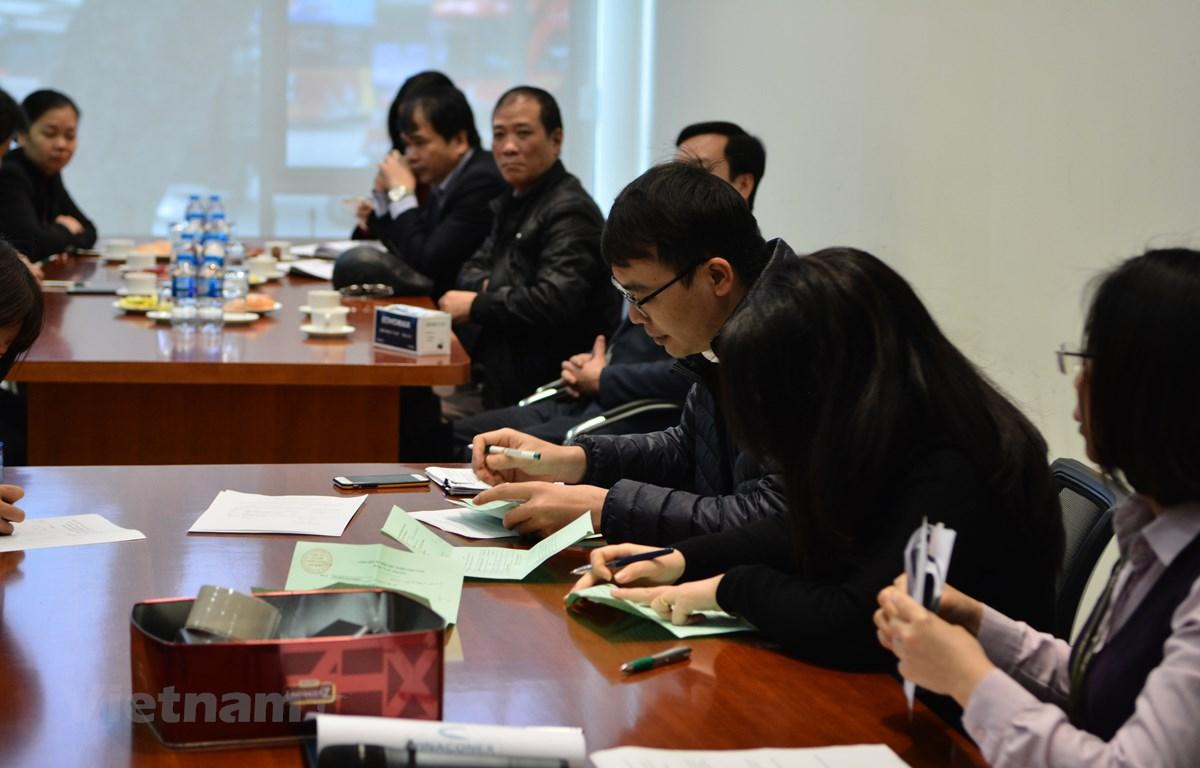 Lilama thoái vốn tại Công ty Lilama 10 và Công ty Lilama 69-3, thu về tổng giá trị 111,2 tỷ đồng. (Ảnh: HNX/Vietnam+)