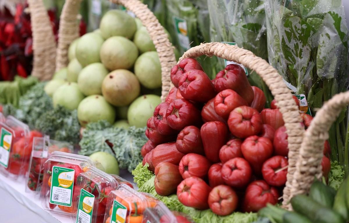 Chỉ số giá nhóm hàng ăn và dịch vụ ăn uống đã đi xuống và ảnh hưởng giảm CPI chung là 0,51%. (Ảnh: Minh Sơn/Vietnam+)