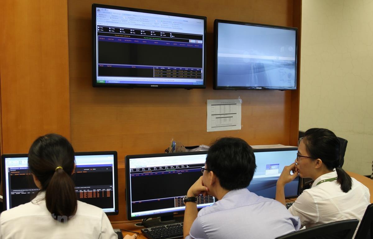 Ngày 18/4, Kho bạc Nhà nước đã tổ chức gọi thầu và huy động được 3.101 tỷ đồng trái phiếu Chính phủ tại các kỳ hạn dài trên 10 năm. (Ảnh minh họa. Nguồn: PV/Vietnam+)
