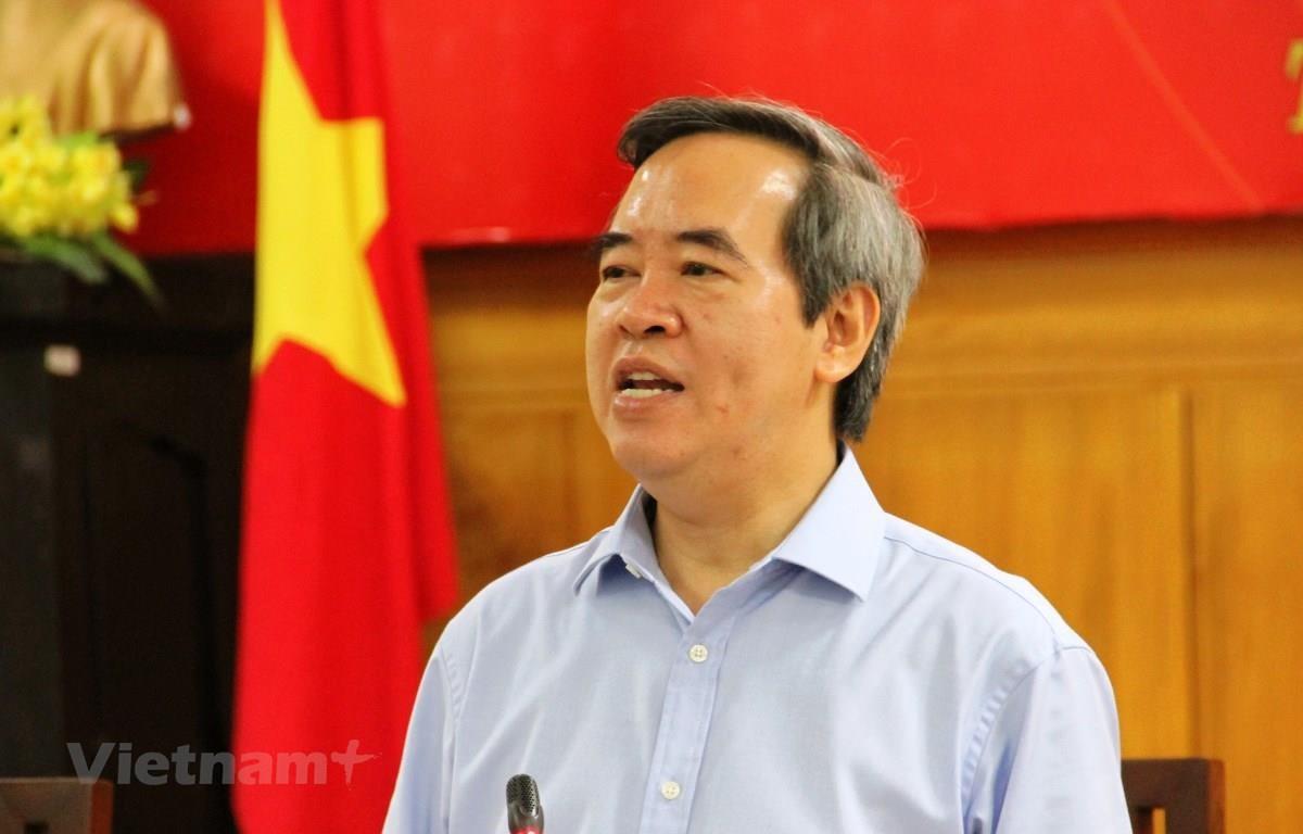 Ban kinh tế Trung ương đề cập cần thiết có Nghị quyết của Bộ Chính trị về xây dựng và phát triển tỉnh Thừa Thiên Huế. (Ảnh: BKT/Vietnam+)