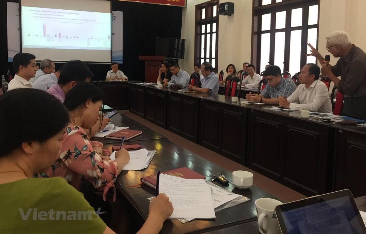 So với giai đoạn 2008-2009, Việt Nam hiện đã có thêm kinh nghiệm và bình tĩnh hơn để ứng phó với tác động bất lợi từ những diễn biến kinh tế thế giới. (Ảnh: PV/Vietnam+)