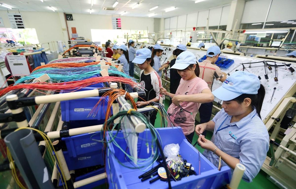 Giai đoạn 2016 – 2020, tốc độ tăng trưởng của Việt Nam đã cải thiện dần và từng bước phục hồi so với giai đoạn 2000 – 2010 song vẫn chưa đạt mục tiêu chiến lược. (Ảnh minh họa. Nguồn: TTXVN)