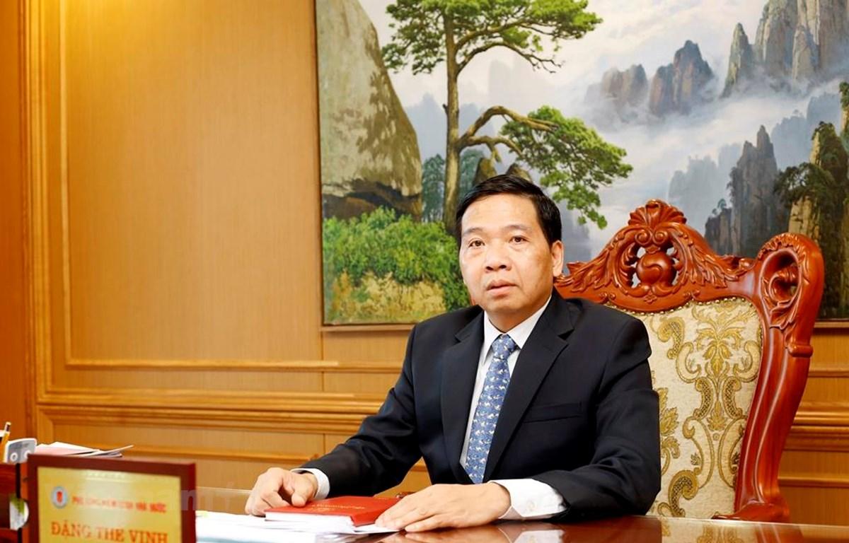 Kiểm toán Nhà nước có thẩm quyền xử phạt vi phạm hành chính trong lĩnh vực kiểm toán. (Ảnh: KTNN/Vietnam+)