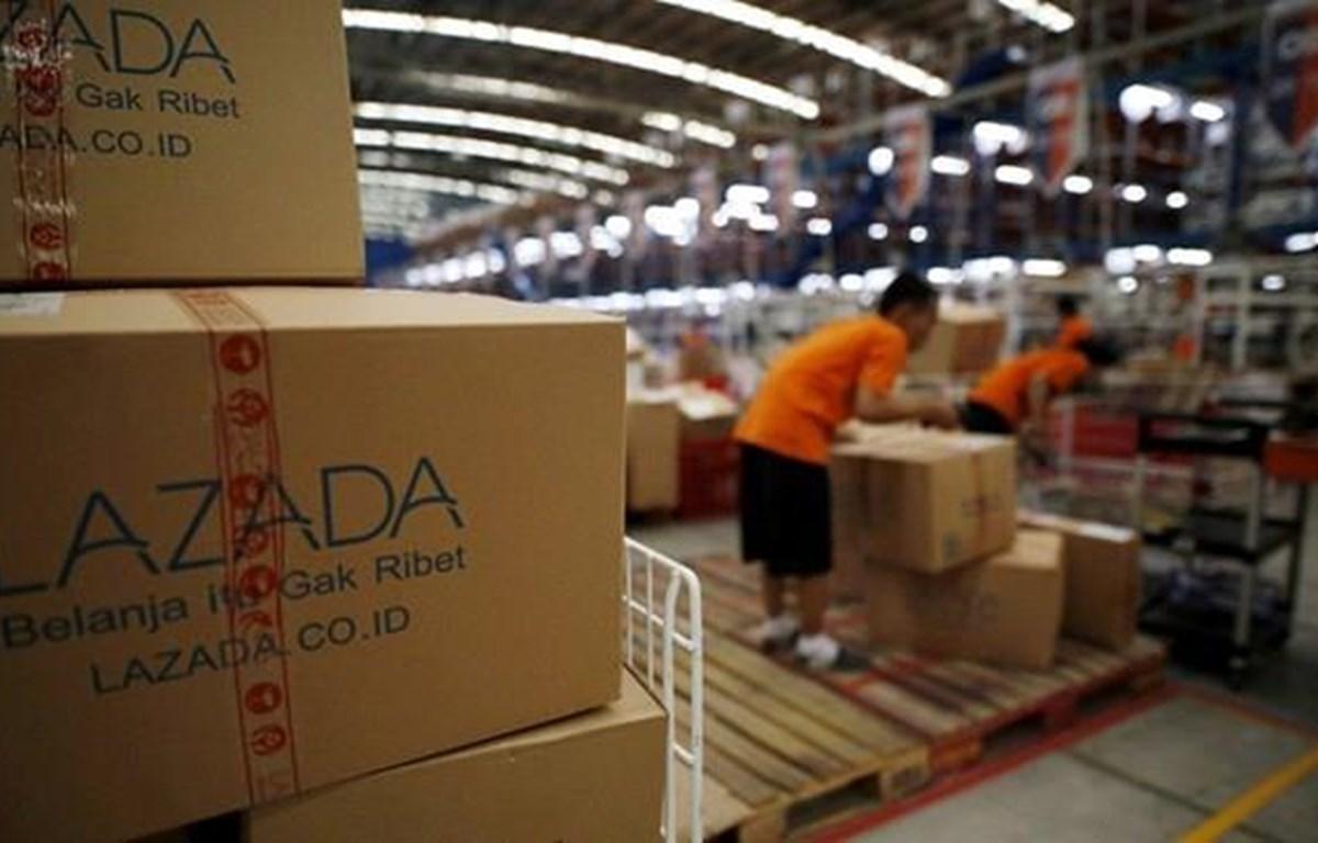 Lễ hội mua sắm lớn nhất năm 11.11 tại Lazada chính thức khởi động với 1.000 thương hiệu hàng đầu trên LazMall. (Ảnh: Reuters)