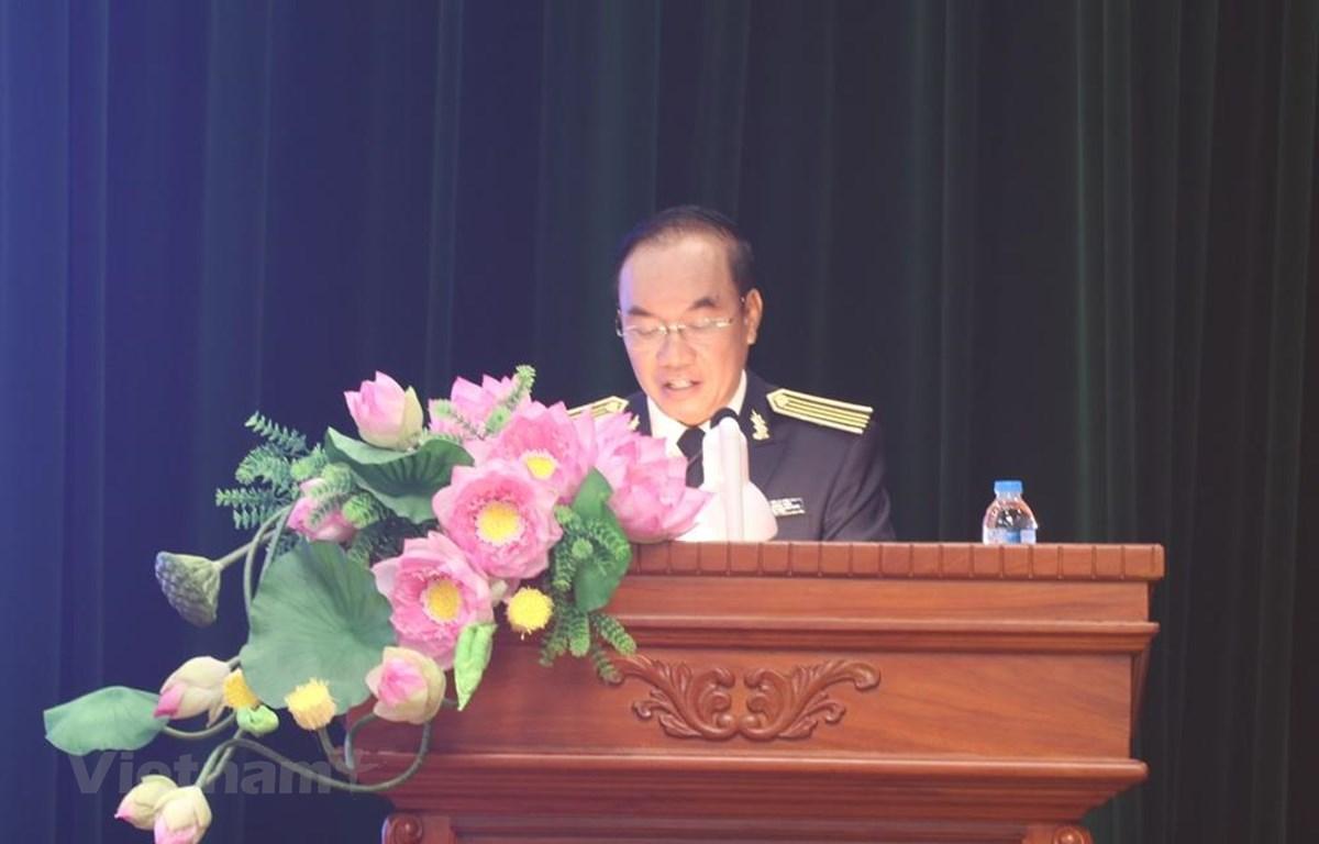 """Hội thảo """"Dự án PPP và vai trò của Kiểm toán Nhà nước,"""" do Kiểm toán nhà Nước tổ chức, ngày 3/3. (Ảnh: PV/Vietnam)"""