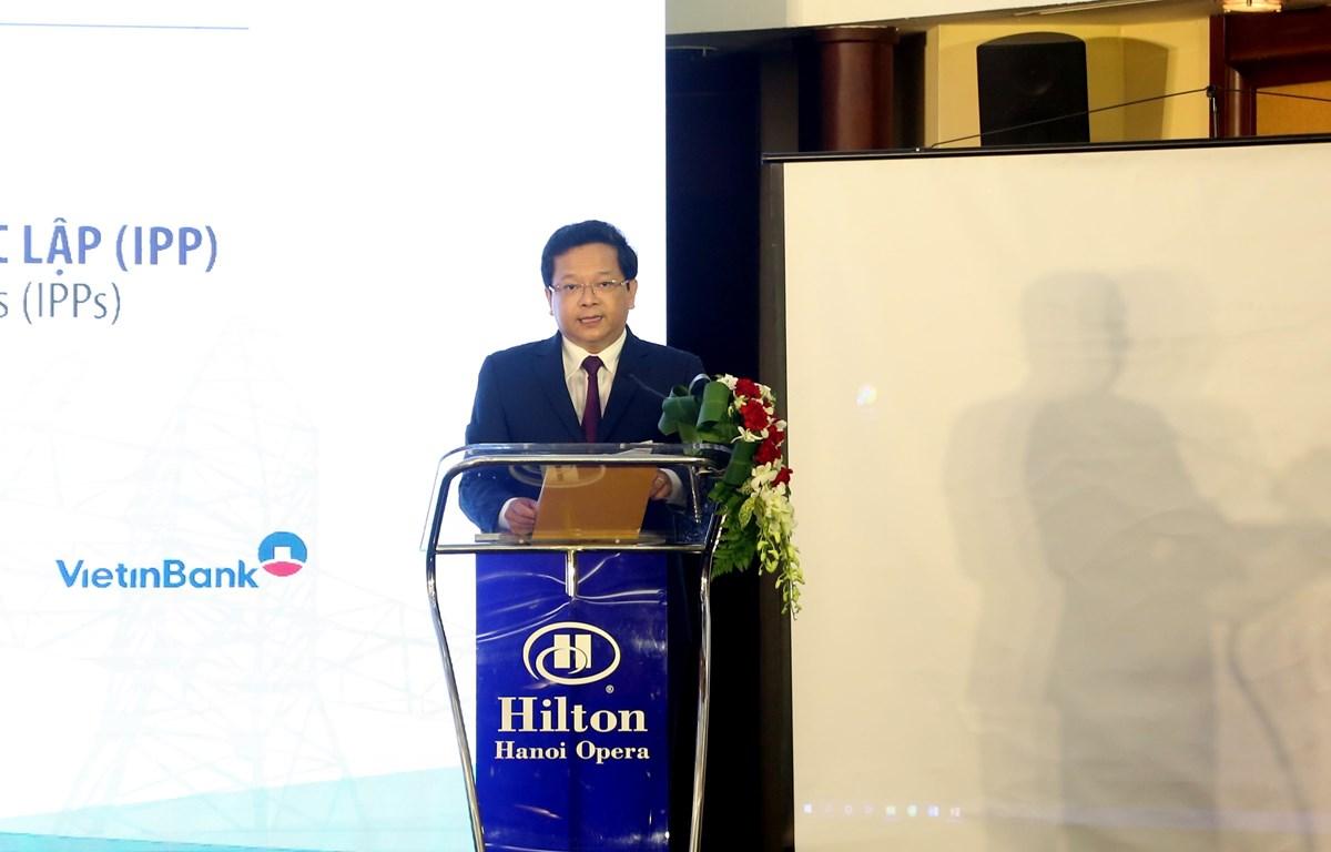 Tiến sỹ Nguyễn Đức Hiển, Phó trưởng Ban Kinh tế Trung ương. (Ảnh: Vietnam+)
