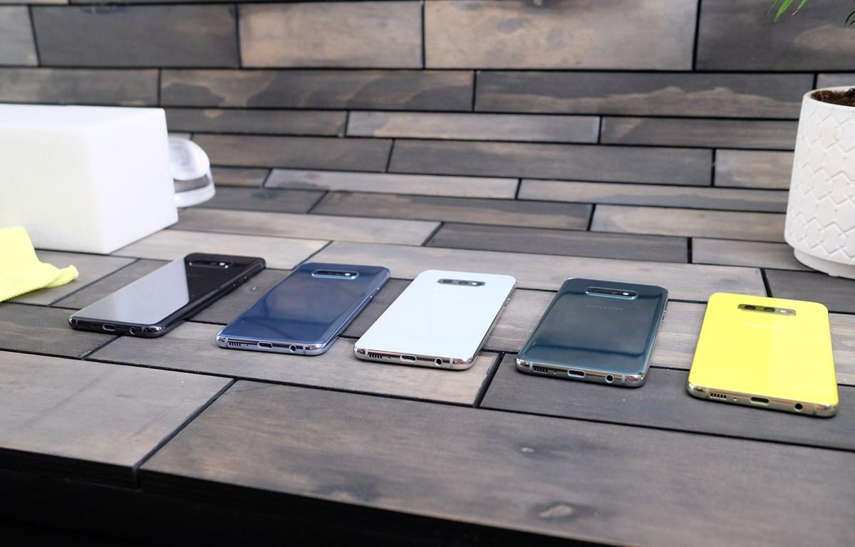 Siêu phẩm Galaxy S10 của Samsung. (Nguồn: FPT)