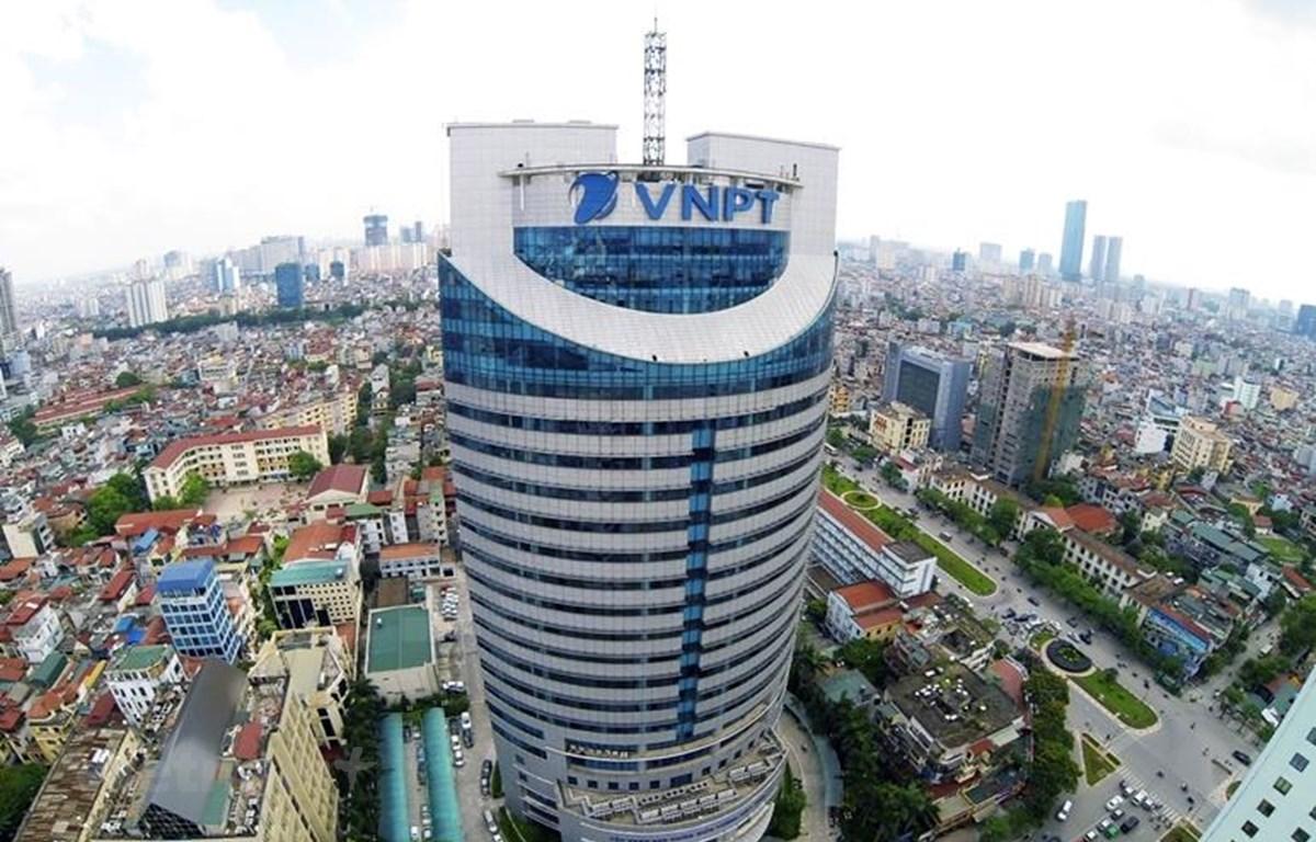 VNPT đặt mục tiêu tốc độ doanh thu CNTT từ nay đến 2025 chiếm bình quân khoảng 35%/năm. (Ảnh minh họa: C.H/Vietnam+)